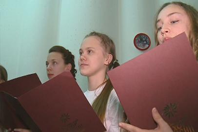 Юные амурские артисты споют на закрытии сочинской олимпиады