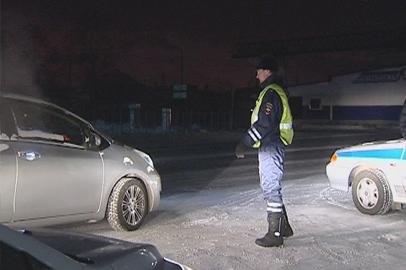 В Приамурье стартовала очередная акция «Нетрезвый водитель»