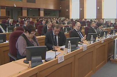 Амурские парламентарии скорректировали действующий региональный бюджет
