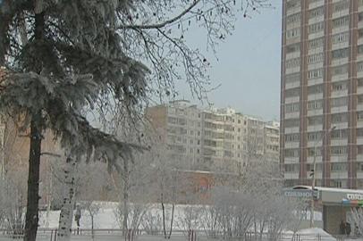 В Приамурье прогнозируют усиление морозов