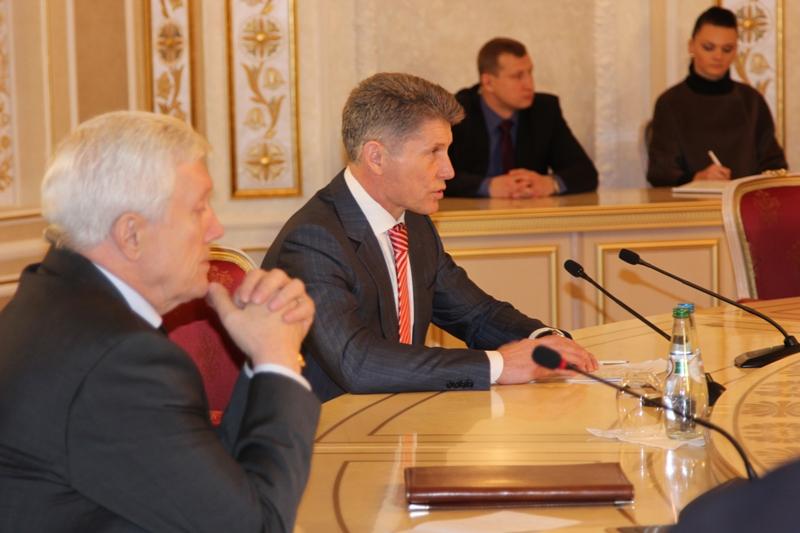 Белорусские власти готовы построить в Приамурье целый поселок