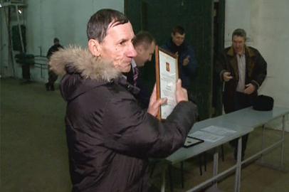 Двое работников агрофирмы «Партизан» удостоились благодарности СФ