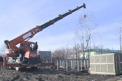 Масштабное возведение домов для подтопленцев стартует в Приамурье