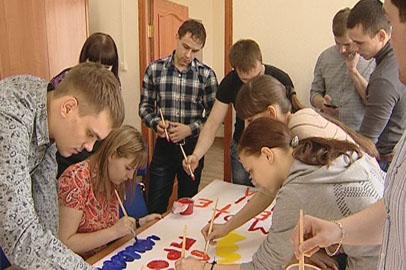Амурчане готовятся к митингам в поддержку русскоязычных украинцев