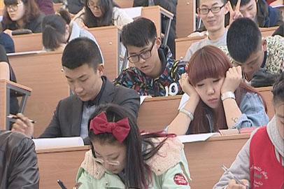 Студентов из Хэйхэ проверили на знание великого и могучего