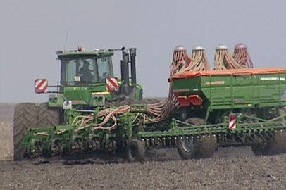 Аграрии Благовещенского района открыли посевную кампанию