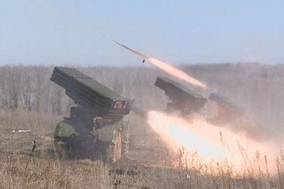 Амурские артиллеристы вышли на крупномасштабные учения