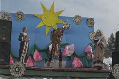 В Бомнаке отметили самый значимый для коренных народов праздник