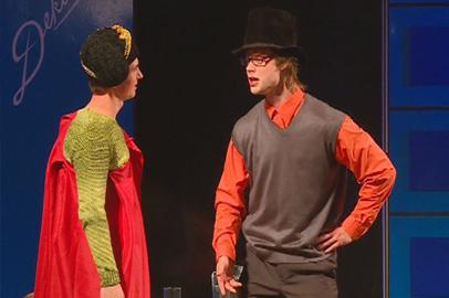 Психологический триллер представили актеры Амурского театра драмы