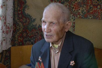 Ветеран Великой Отечественной И. Суроп отметил вековой юбилей