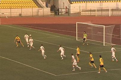 Футболисты «Амура» не сдаются, несмотря на финансовые трудности