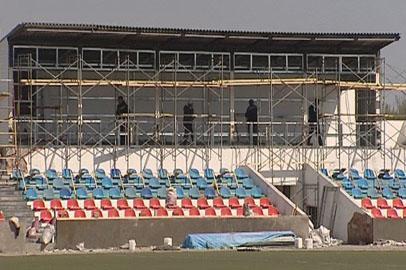 На благовещенском стадионе «Спартак» началась масштабная реконструкция