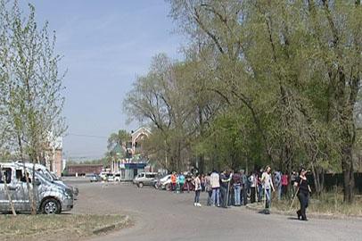 Амурские парламентарии навели порядок в районе железнодорожного вокзала
