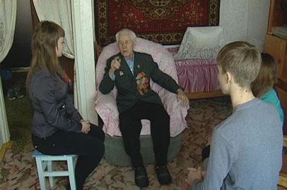 Ветеран из Райчихинска Илья Планкин вспоминает о сражениях с японцами