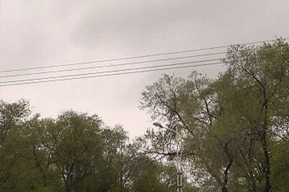 Осадки и похолодание в Приамурье принёс очередной циклон