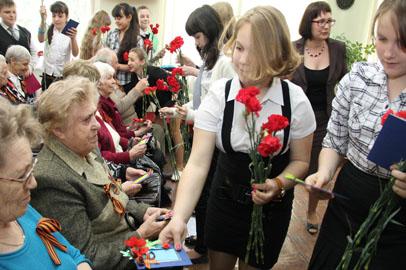 «Ростелеком» организовал урок патриотического воспитания для школьников