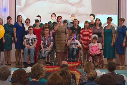 Малиновский детский дом-интернат отмечает 55-летие
