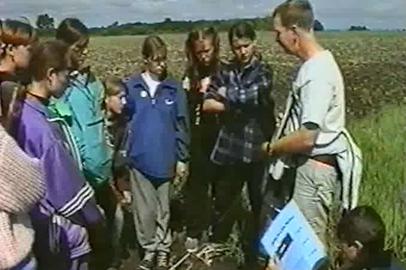 Экологический лагерь в Муравьевке