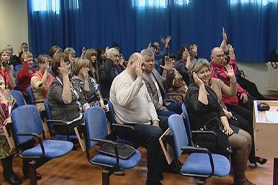 Большинство углегорцев высказались «за» переименование поселка в город Циолковский