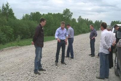Олег Кожемяко как водитель оценил восстановление дорог в регионе