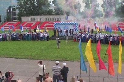 На первой Спартакиаде пенсионеров России амурчан наградили дипломом