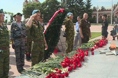 В Приамурье вспомнили погибших на фронтах Великой Отечественной войны