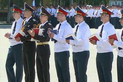 В Дальневосточном военном училище состоялся 101-й выпуск