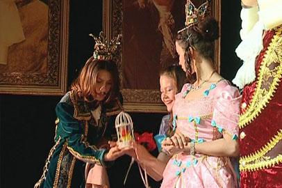 Амурские театралы познакомились с особенностями дворцовой жизни