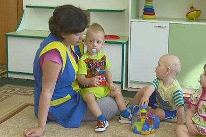 Осенью в Приамурье планируют открыть 8 младенческих групп