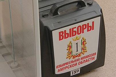В Приамурье завершается выдвижение кандидатов для участия в выборах