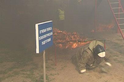 Амурские пожарные-добровольцы прошли психологическую подготовку