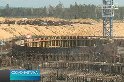 О строительстве космодрома