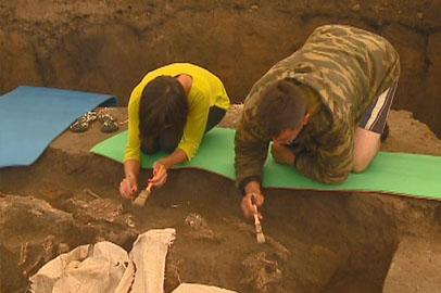 Сезон раскопок в Албазино выдался результативным