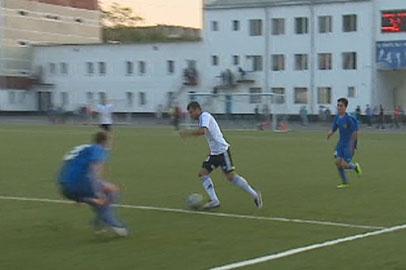 Футболисты «Благовещенска» обыграли команду спортшколы Нерюнгри