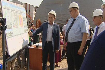 В Благовещенске для переселенцев из бараков начнут строить многоэтажки