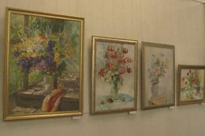 Цветочная экспозиция открылась в выставочном зале Благовещенска