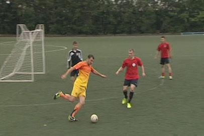 В турнире по футболу сошлись свыше 50 дворовых команд Благовещенска