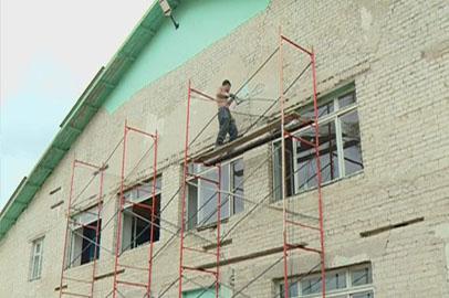 В Ивановском ДК началась реставрация после прошлогоднего наводнения