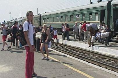 Беспересадочные вагоны из Благовещенска до Москвы сохранят
