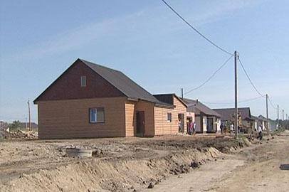 Неделя заселения завершилась сдачей домов в Чигирях