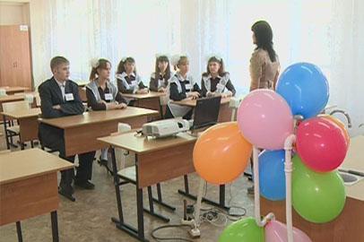 В Васильевской школе отремонтировали пострадавшие от паводка кабинеты