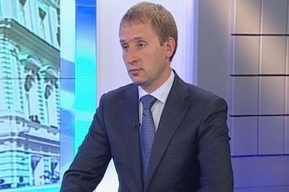 Александр Козлов лидирует на выборах мэра Благовещенска