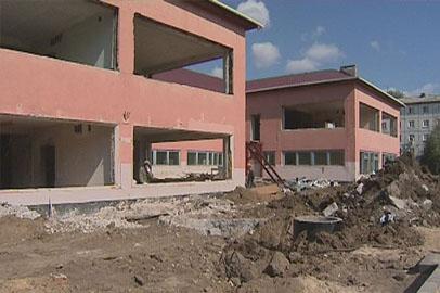 Детский сад на месте бывшего «дизайнерского» корпуса АмГУ вместит 200 малышей