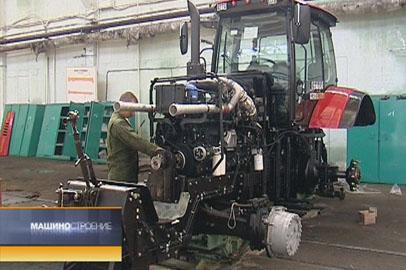 Белорусские специалисты модернизируют комбайны амурской сборки