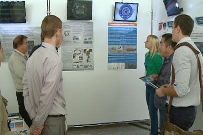 Инновационные разработки представил АмГУ на «АмурЭкспоФоруме-2014»