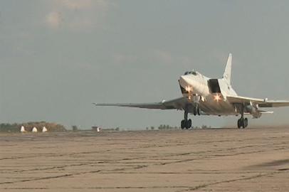 Военнослужащие авиабазы «Украинка» показали высокую боеготовность