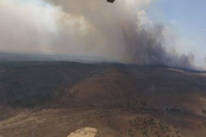 Режим ЧС объявили в Зейском районе из-за сложной пожарной обстановки