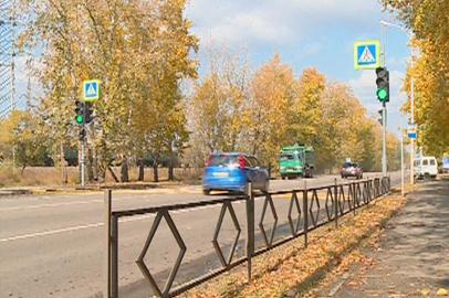 Два новых светофора заработали в отдаленных районах Благовещенска