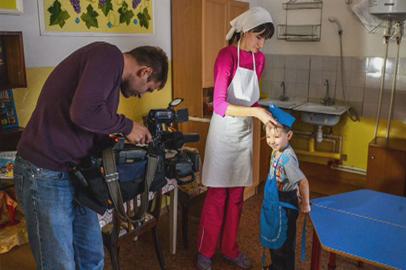 Информация об амурских детях-сиротах появится на сайте «Видеопаспорт»