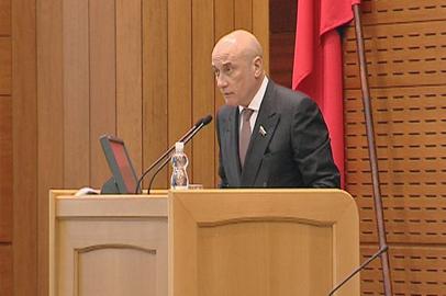 Павел Масловский досрочно сложил полномочия сенатора